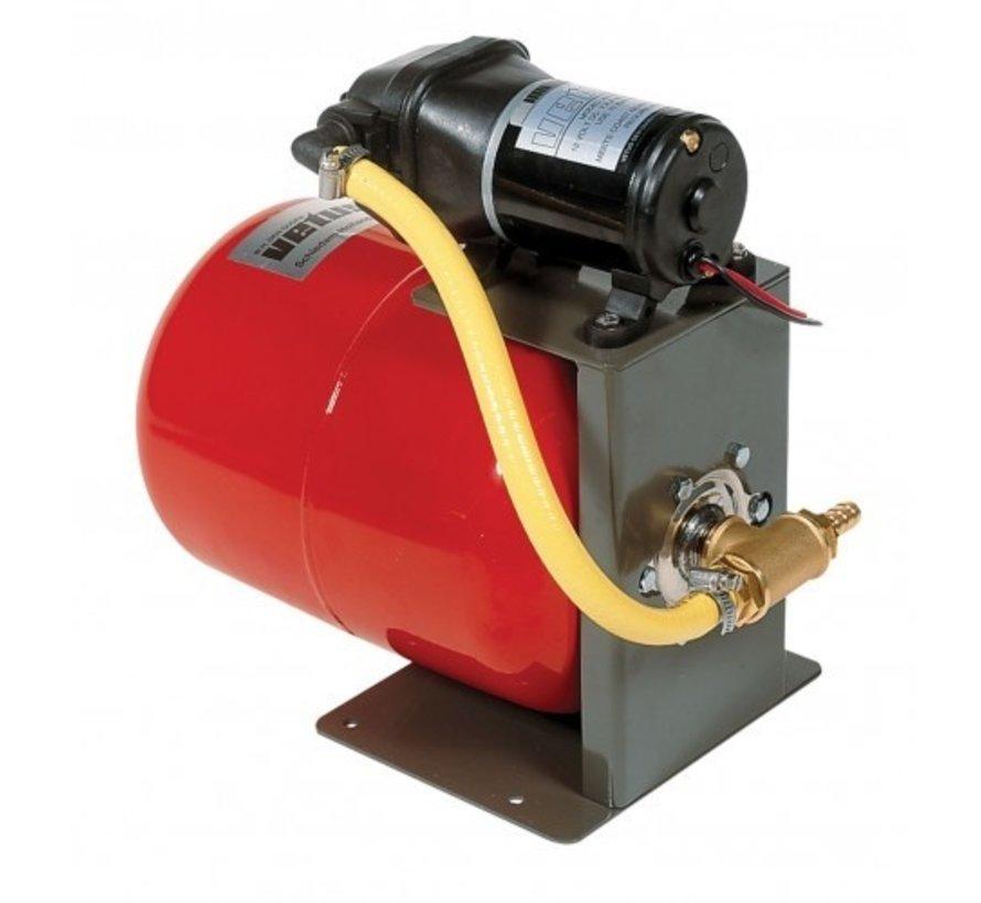 HF2408 hydrophoor met 8 liter tank