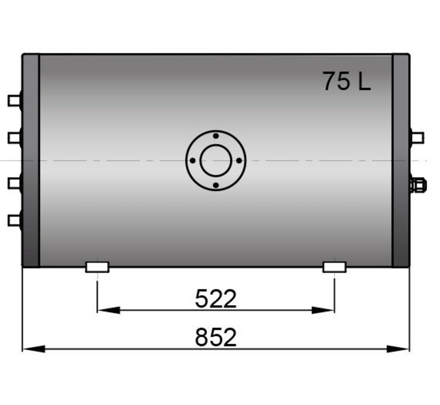 twin coil boiler