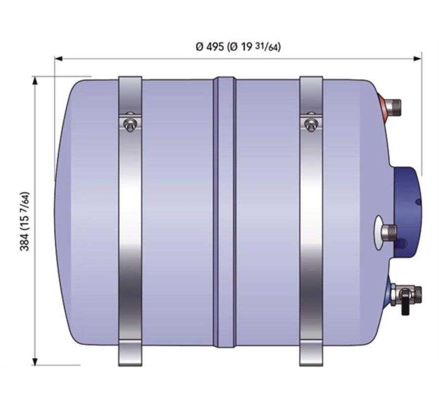 B3 Boiler 15 liter