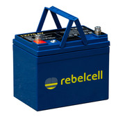 rebelcell 12V70 AV li-ion accu
