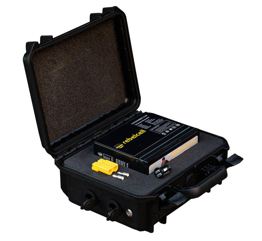 12V50Ah Outdoorbox