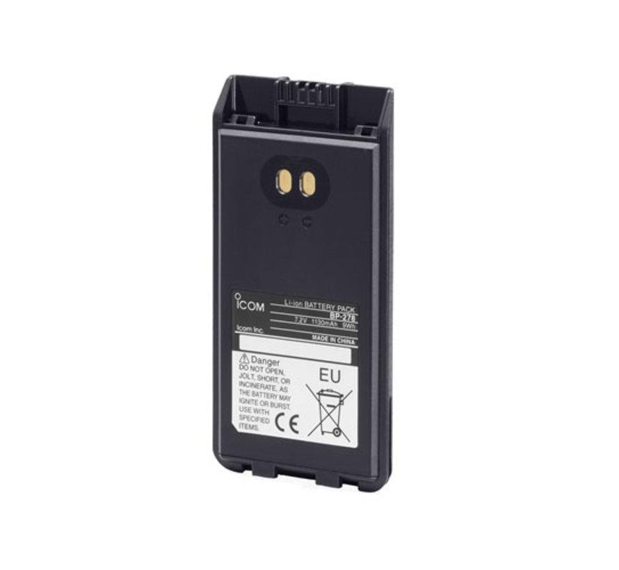 BP-279  Li-ion batterij