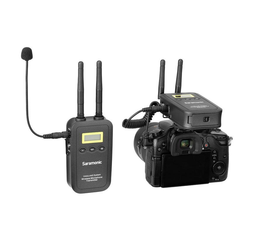 UMIC-M2 zwanenhals microfoon