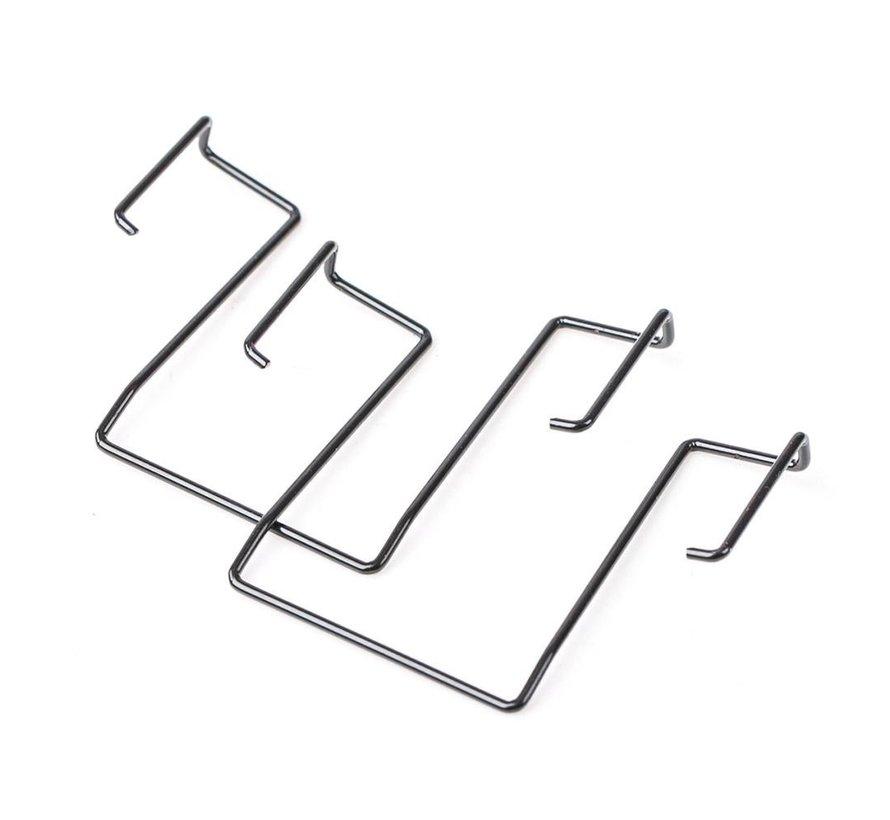 SR-UM10-MC2 vervangende belt clip