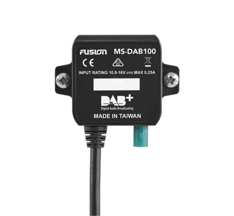 MS-DAB100A DAB+ module met antenne