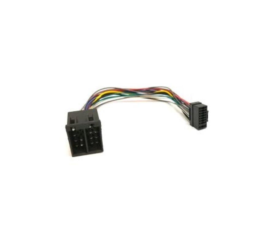 adapterkabel, losse kabels naar ISO connectoren