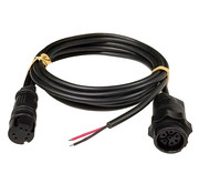 Lowrance HOOK2-4X XDCR adapter Y-kabel