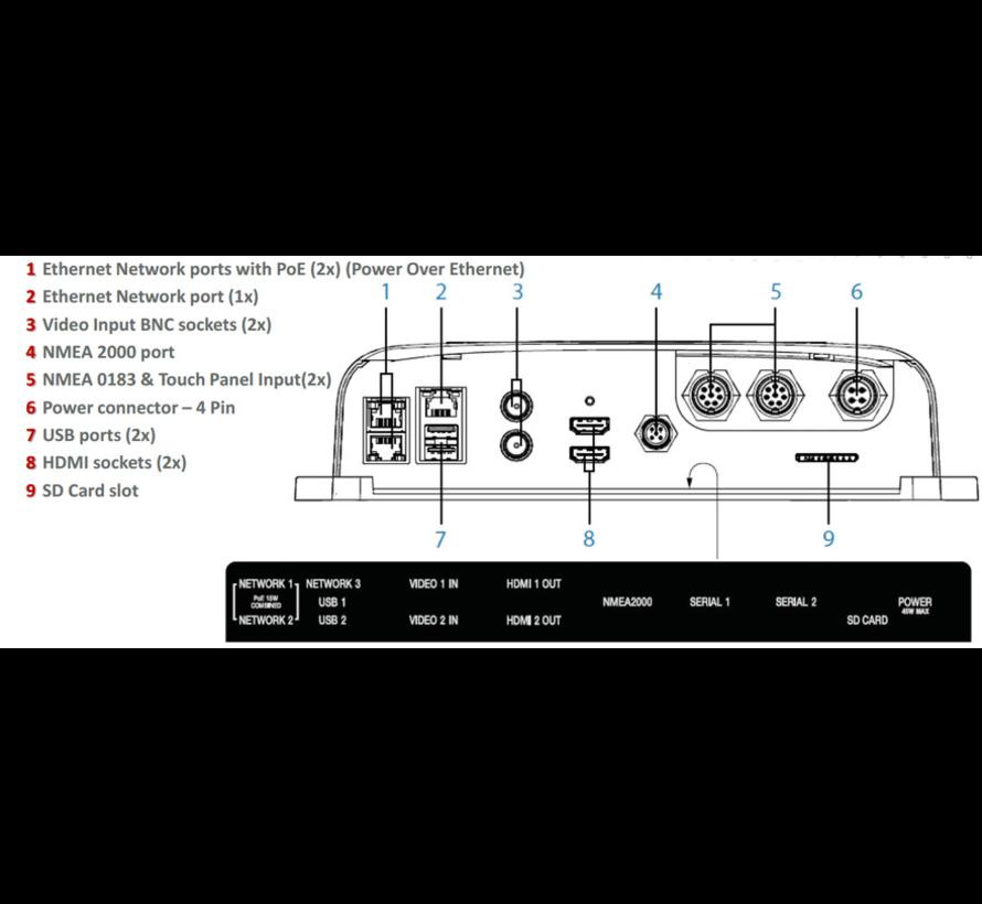 NSO evo3S processor