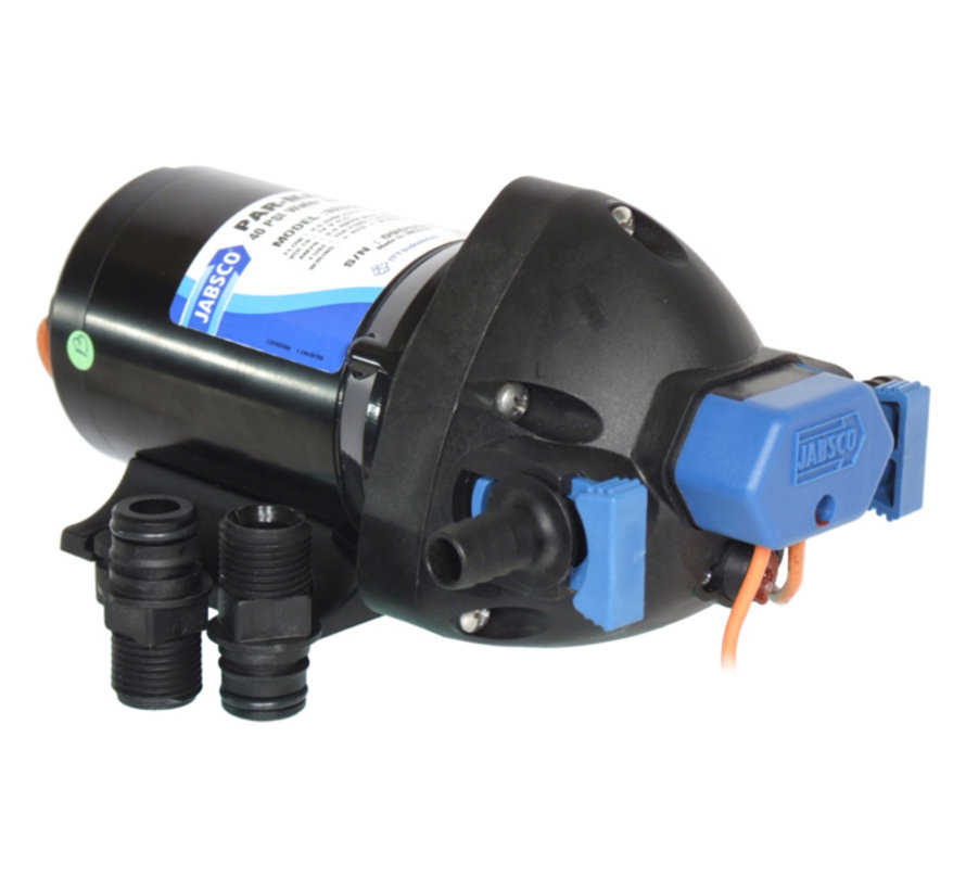 Drinkwaterpomp 24V - 40 psi - 13 ltr