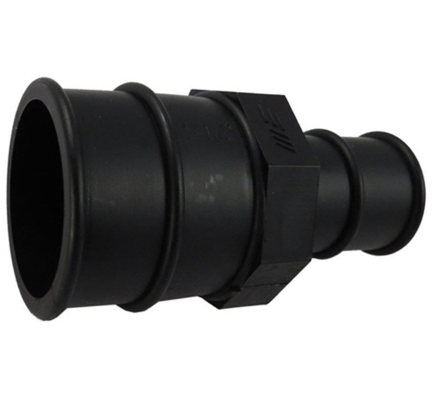 adapter 25 tot 38 mm