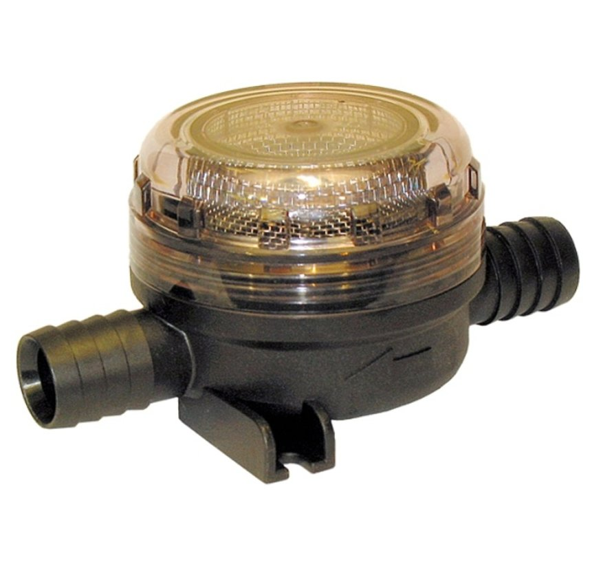 grof filter inline 19mm - slang