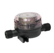 Jabsco fijn filter inline 1/2 draad