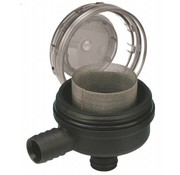 Jabsco fijn filter snap-in 19 mm