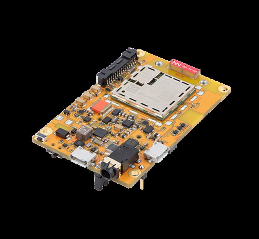 mangOH Yellow IoT module