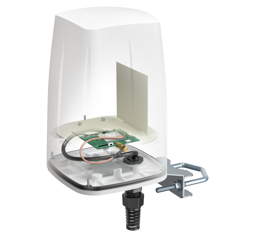 omni LTE-antenne voor TRB140 met behuizing