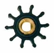 Jabsco Impeller Kit 10 blads - nitriel