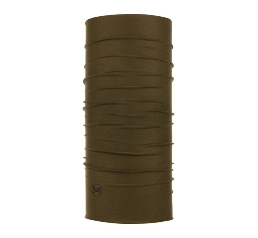 Coolnet Uv+Insect Shield Solid Military