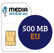 Mediawinkel Prepaid 500MB EU