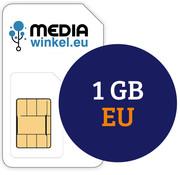 Mediawinkel Prepaid 1 GB EU