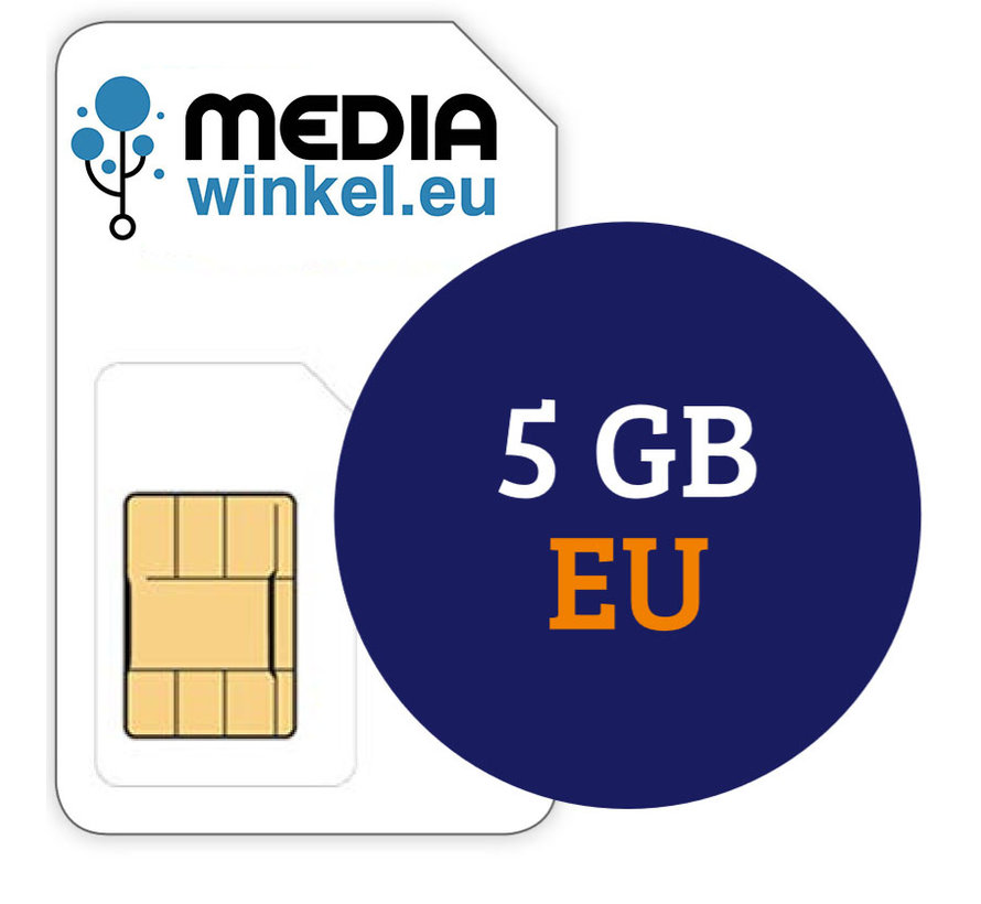 Prepaid 5 GB EU