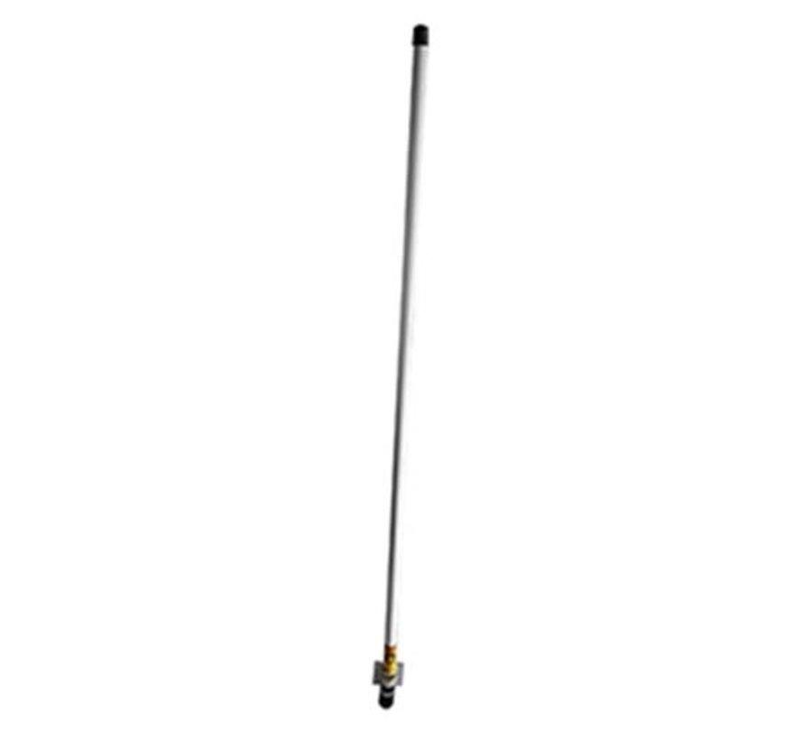 NVA100  VHF Fiberglas Epoxy antenne