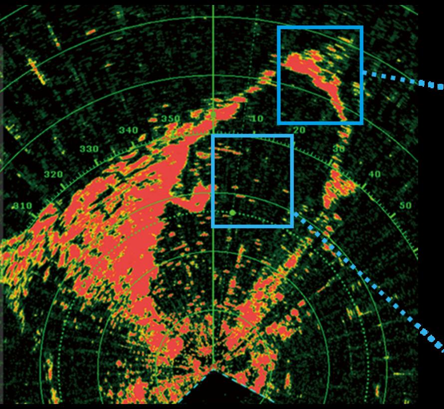 DRS12A X-Class Digitale Radar
