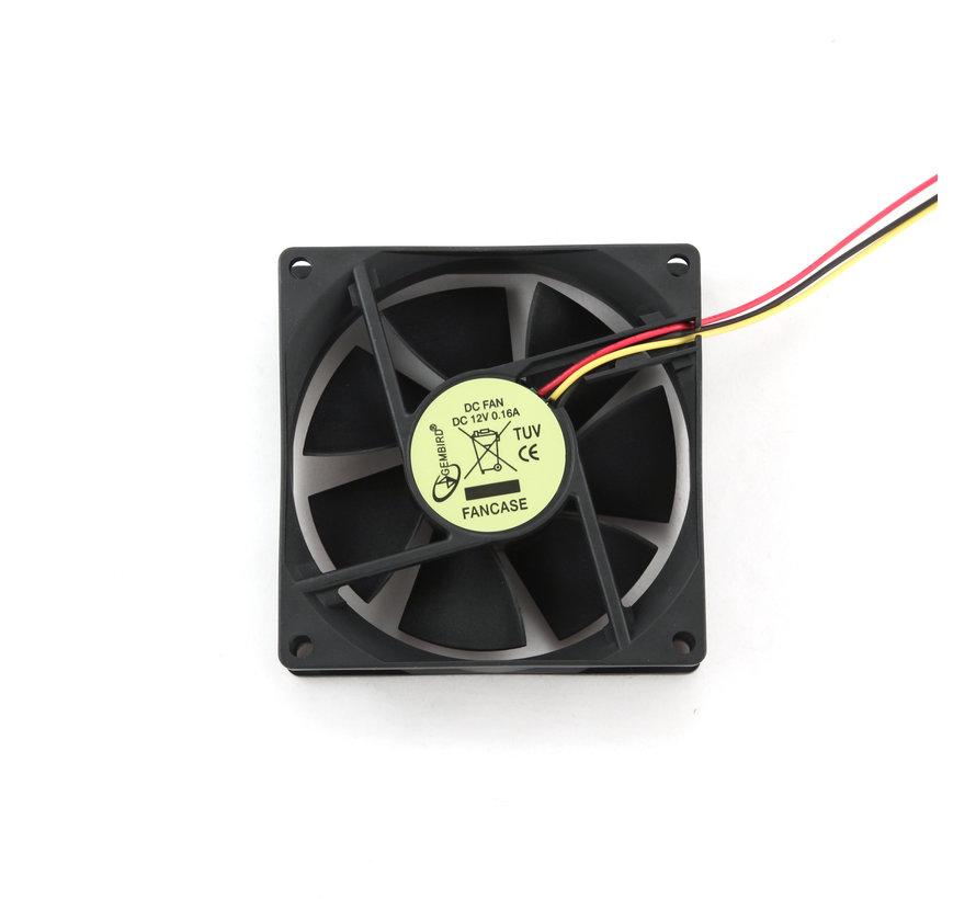 Ventilator voor PC 80x80x25mm