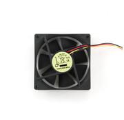 Gembird kogellager ventilator voor PC 80x80x25mm