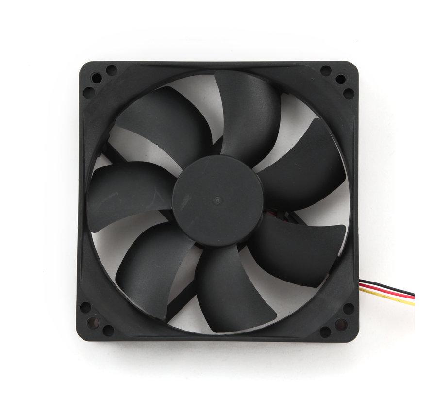 kogellager ventilator 120mm x 120mm x 25mm