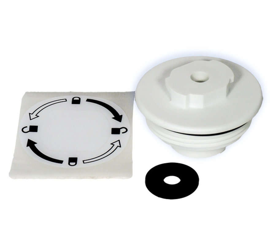 Handtoilet Handpomp Seal Kit >2008 Twist n Lock