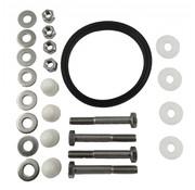 Jabsco Handtoilet Potmontage Kit E
