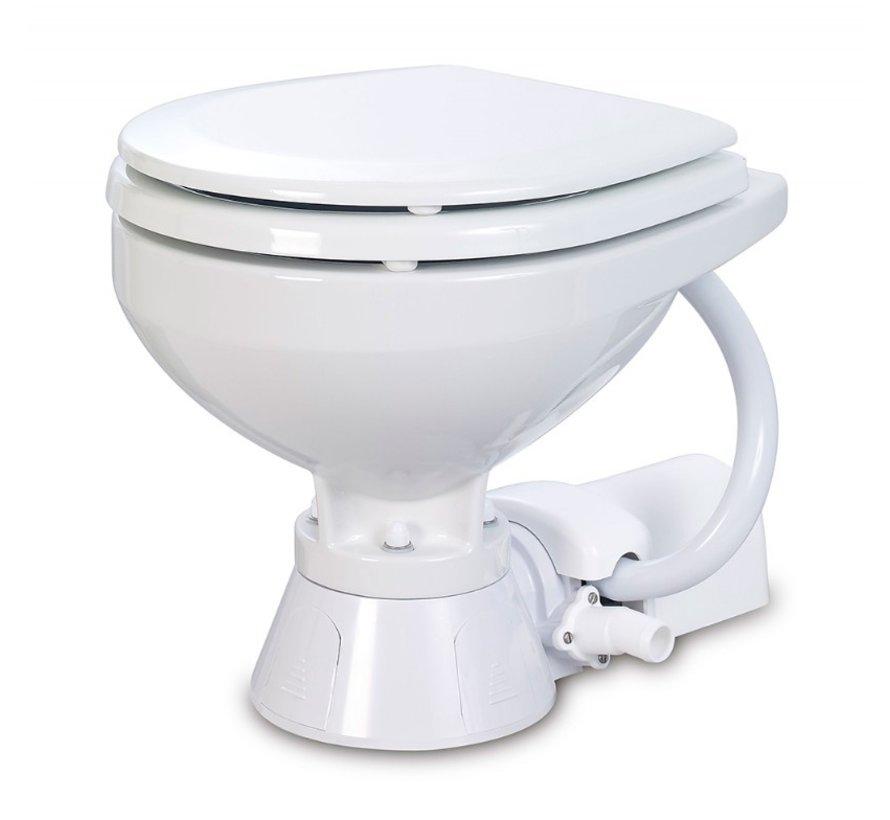 Elektrisch toilet compact
