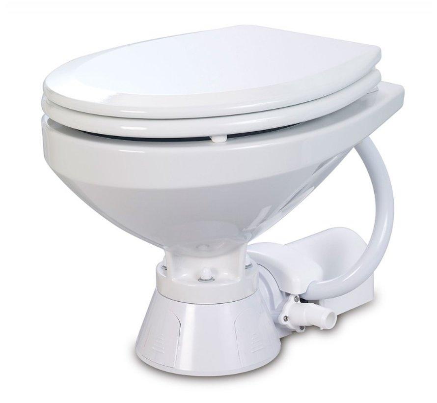 Elektrisch toilet economy