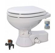 Jabsco Elektrisch toilet Quiet Flush