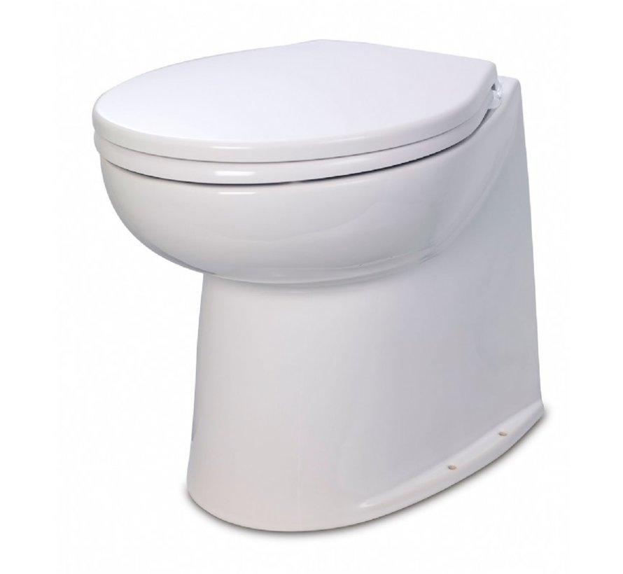 """De Luxe 17"""" elektr. toilet"""