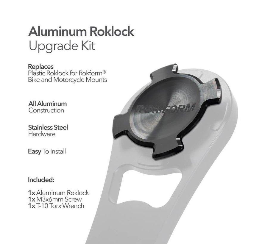 Retro Aluminium Roklock