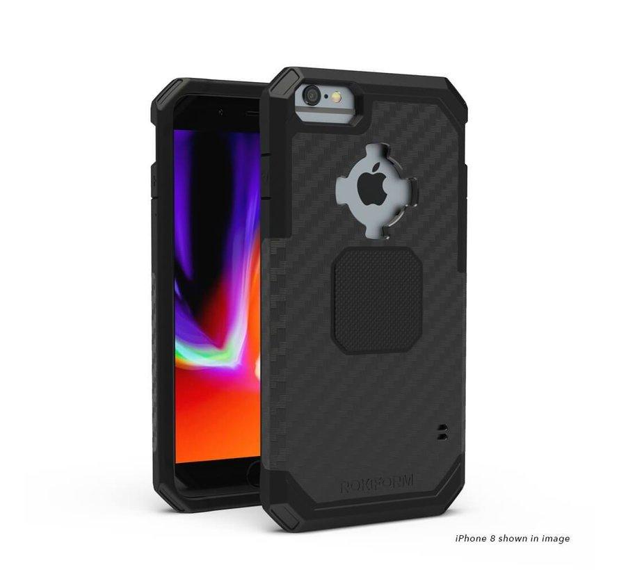 Rugged Black iPhone 6/7/8/SE2020
