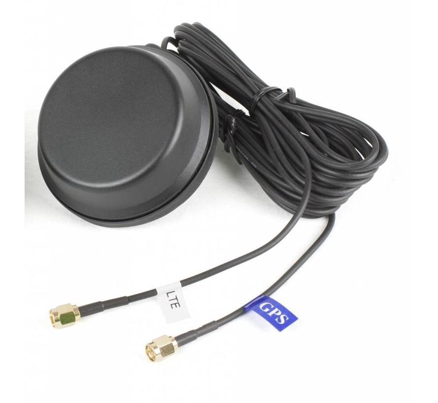 Puck antenne 4G en GPS
