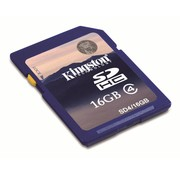 Kingston SDHC Card