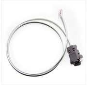 HCP RS232 4P4C kabel