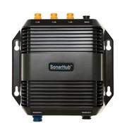 Simrad SonarHub fishfinder met StructureScan