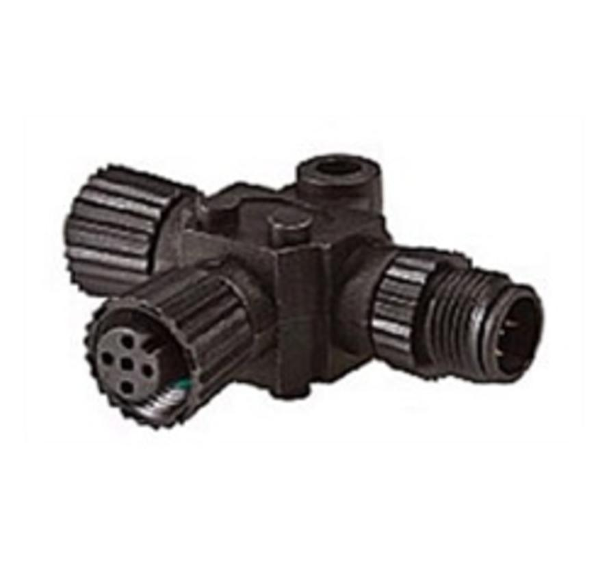N2K-T-RD T-connector