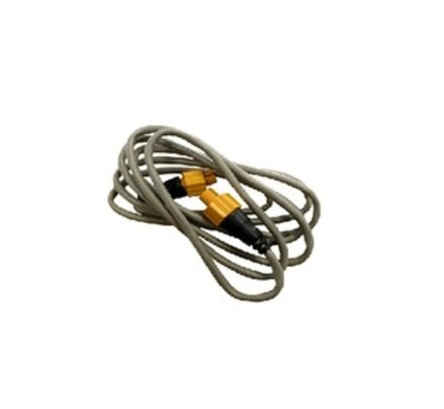 ethernet kabel geel 5 Pin 1.8 m