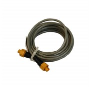 Navico Ethernet cable yellow 5 Pin 7.6 m