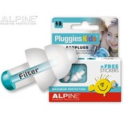 Alpine Pluggies Kids earplugs