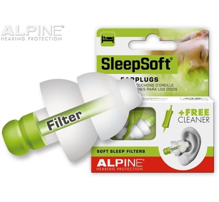 SleepSoft earplugs