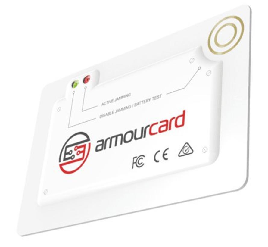 chip card bescherming