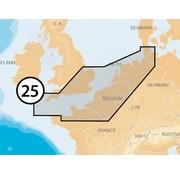 Navionics Zuid-England tot Hamburg