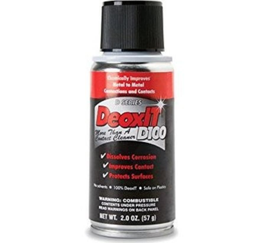 DeoxIT Contact Cleaner 100%