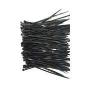 Cablexpert Nylon tiewraps 250 x 3,6 mm